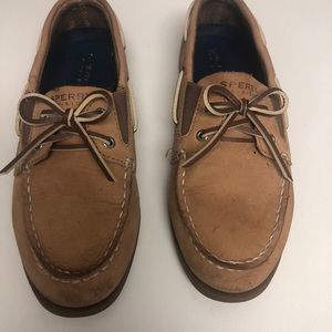 Kids Authentic Original Sherry Boat Shoe